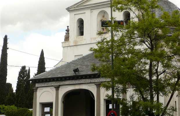 Le Sanctuaire du Saint