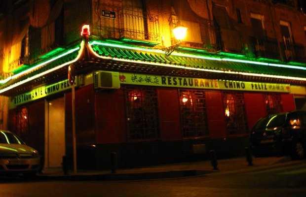 Restaurante Chino Feliz