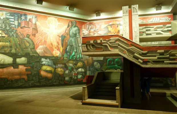 Pinacoteca Universidad de Concepcion