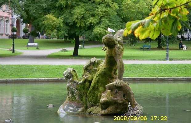 Parque Hofgarten