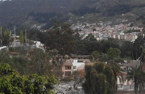 Ambato view