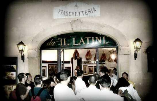 Restaurante Da Il Latini