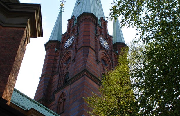 Sta.Clara kyrka