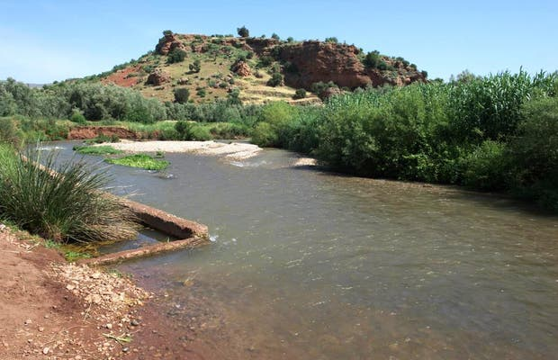 Fuentes del río Ouzoud