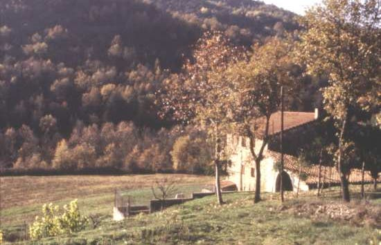 Valle del Bac
