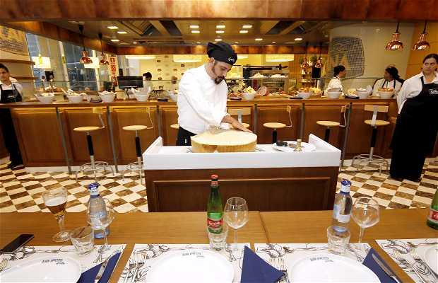 Restaurante Giovanni Rana