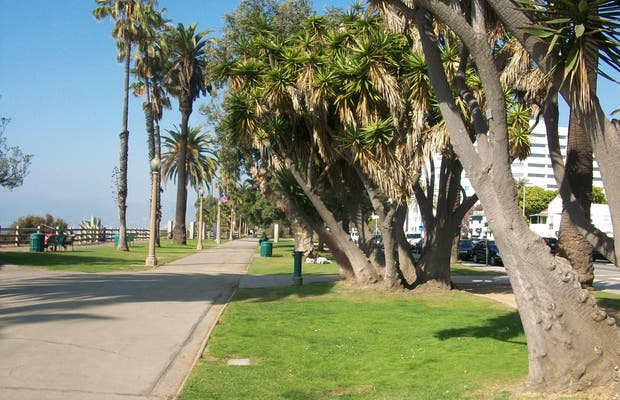 Santa Monica and Venice Beach