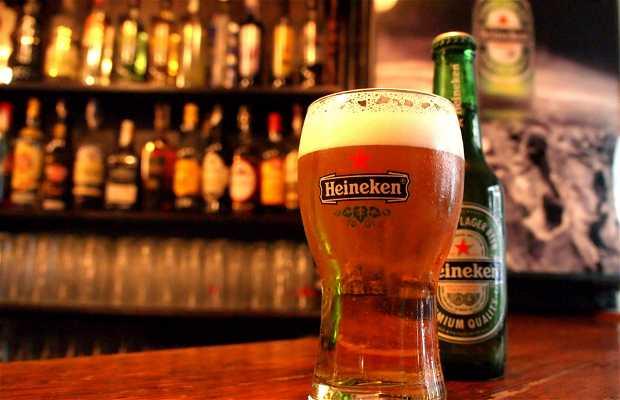 Bar La Habana Vieja