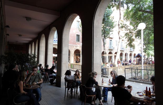 Plaza Vicenç Martorell