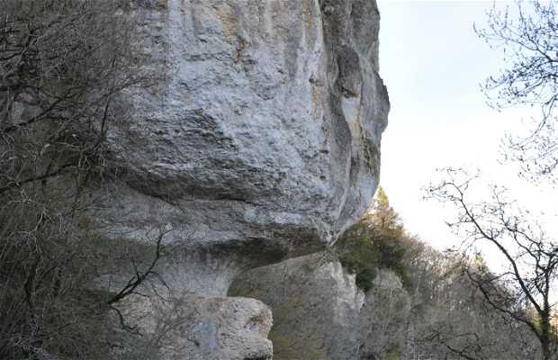Route Brantôme