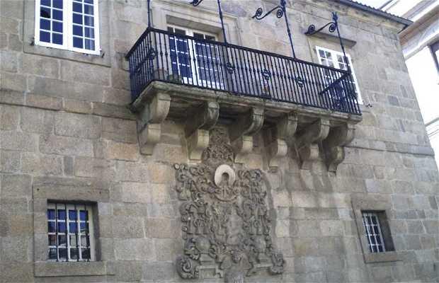 Palazzo Episcopale - Museo Archeologico Provinciale di Orense