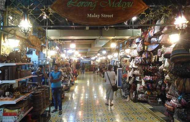 L'artisanat malaisien