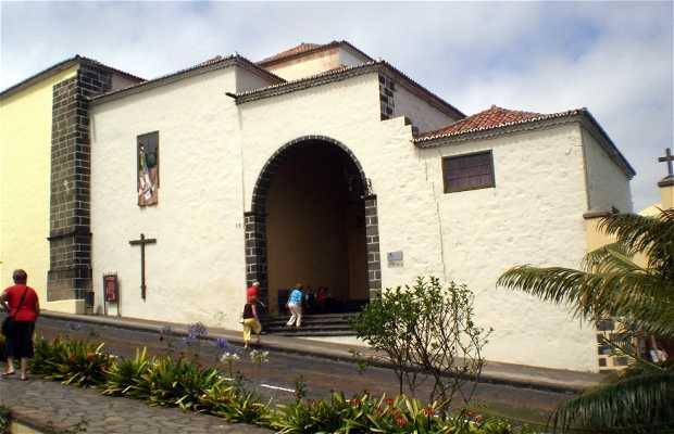 Chiesa di San Francesco e Ospedale della Santissima Trinità a La Orotava