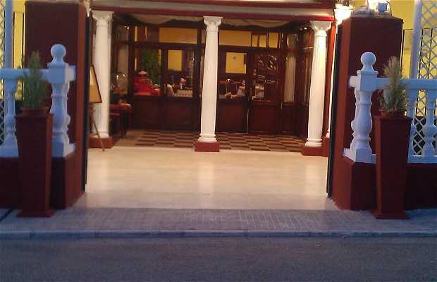 Reales Alcázares Restaurant