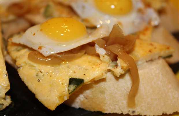 Restaurante El Huevo Frito