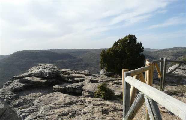 The viewpoints of Las Majadas