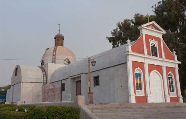 Eglise de San Antonio
