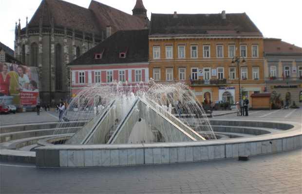 Sfatului square