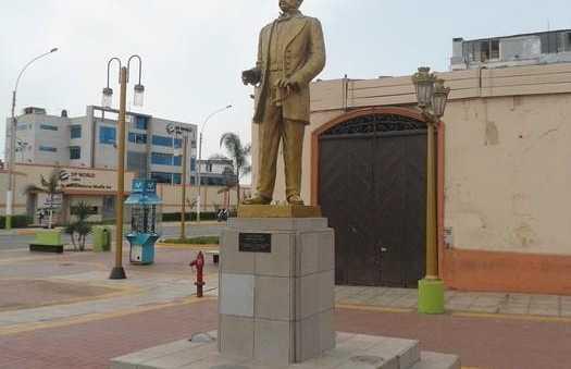 Plaza de la capitanía