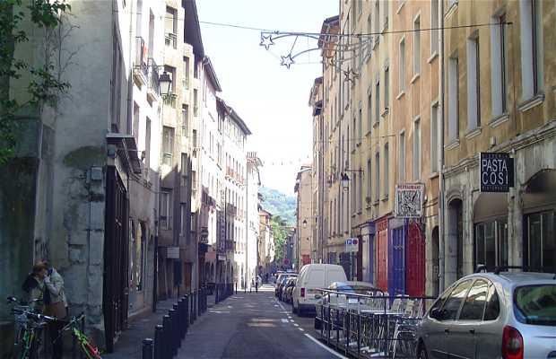 Saint Laurent's quarter