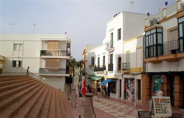 Plaza de las Angustias