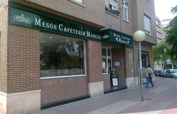 Mesón-Cafetería Marcos