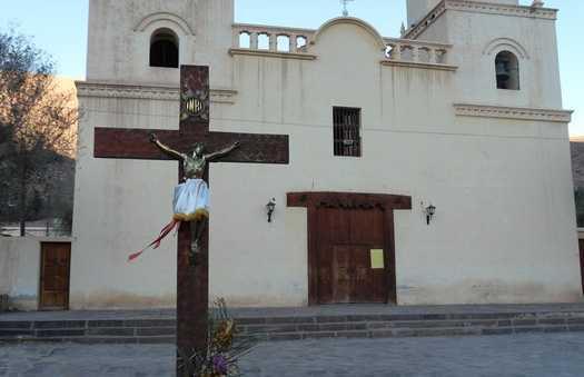 Catedral de Tilcara