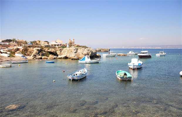 Puerto antiguo de Tabarac