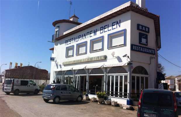 Restaurant María Belen