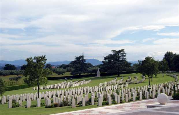 Le cimetière Anglais