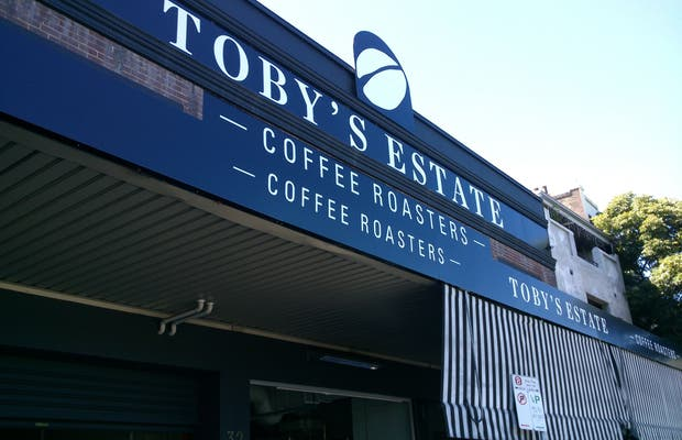 Toby´s state coffee roasters