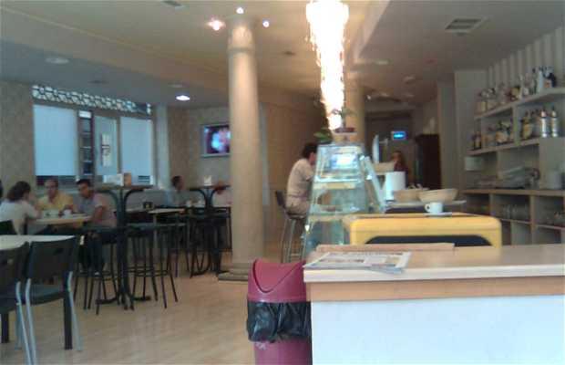 Cafetería bar La Corredera