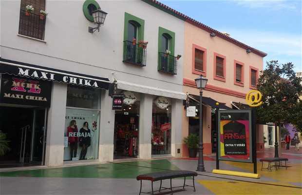 Plaza Mayor Parque de Ocio