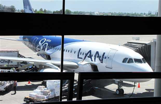SCL Santiago Airport