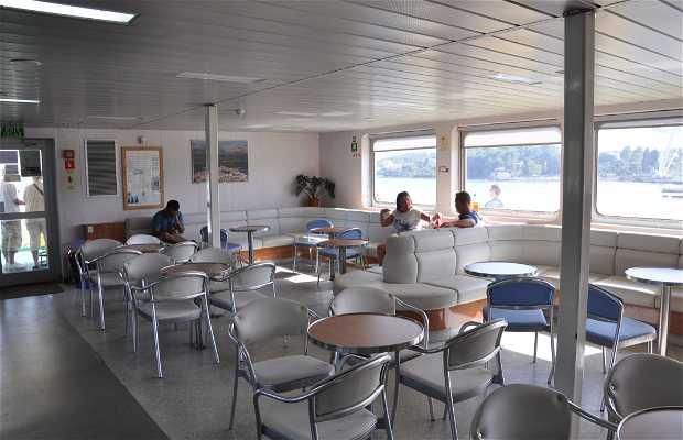 Ferry Jadrolinija Kurcula-Orebic