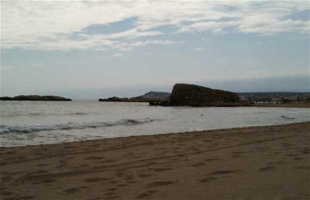 Playa de Sant Martí d'Empuries