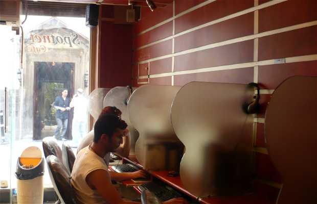 Spotnet Cafe