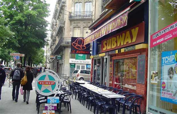 Bar Le Subway