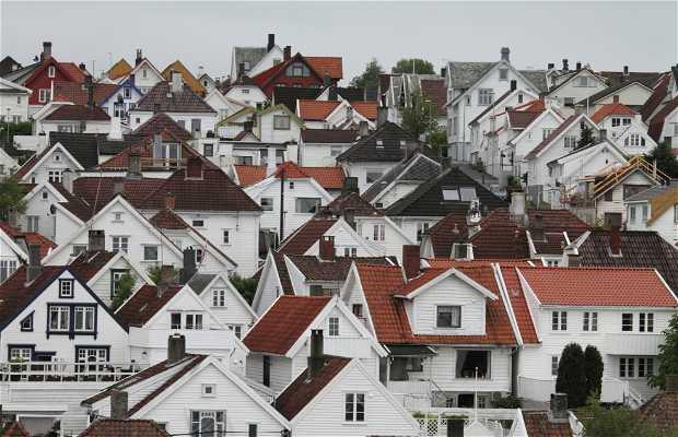 Gamle Stavanger (Centro Histórico)