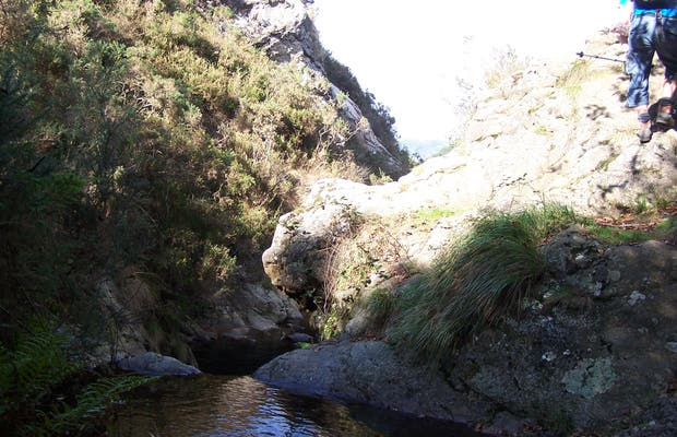 La cascada de Aitzondo
