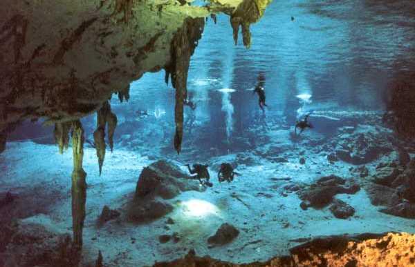 La Ruta de los Cenotes Sagrados