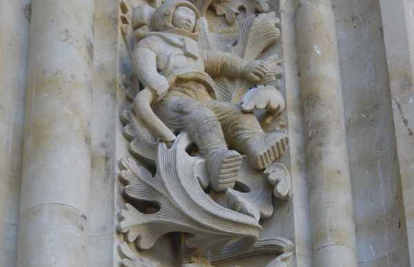 Allegorical Sculptures