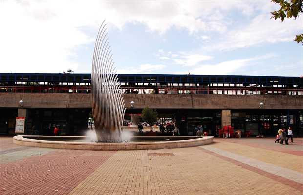 Estación de Aluche