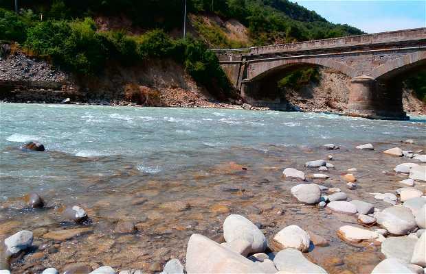 Río Aragón Subordán