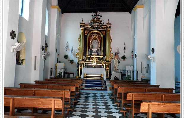 Church of our Lady in Wonderland (Maro) Nerja-Málaga.