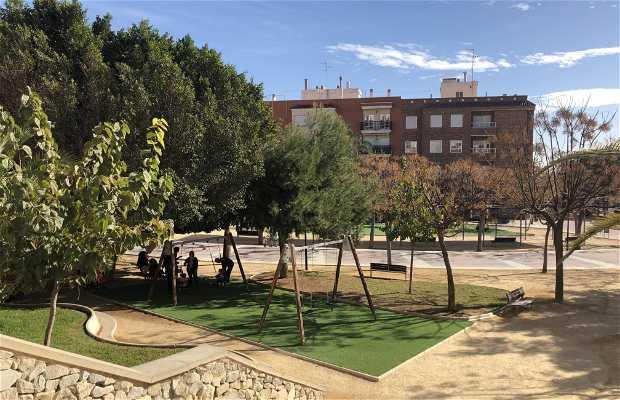 Plaza Comunidad Valenciana