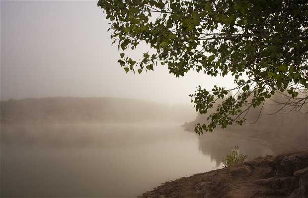 Almansa reservoir