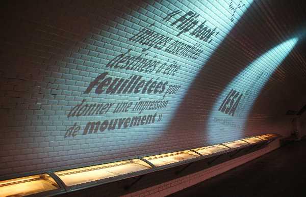 Estacion de metro Saint Germain des Prés