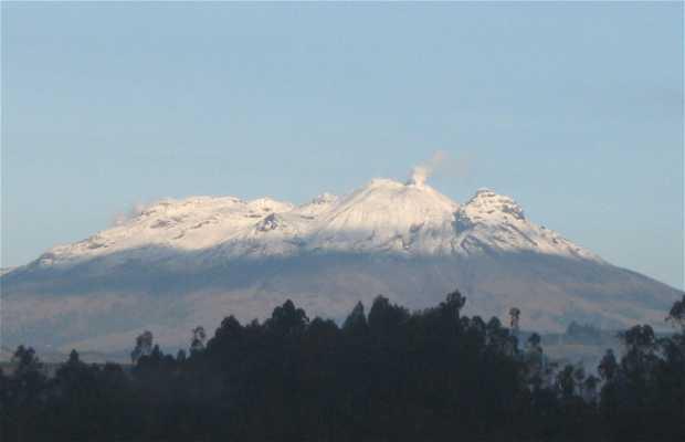 Volcanes nevados