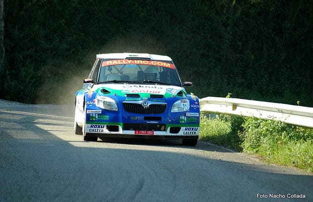 Rallye international principe de Asturias